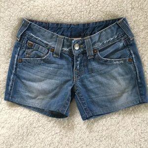 True Religion Short Shorts